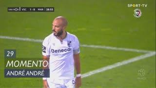 Vitória SC, Jogada, André André aos 29'