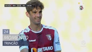 SC Braga, Jogada, Trincão aos 24'