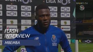 """Mbemba: """"Ainda temos cinco  jogos para ganhar"""""""