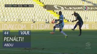 Moreirense FC, Penálti, Abdu aos 44'