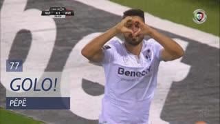 GOLO! Vitória SC, Pêpê aos 77', Vitória SC 4-1 CD Aves