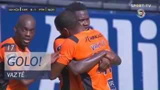 GOLO! Portimonense, Vaz Tê aos 17', FC Famalicão 0-1 Portimonense