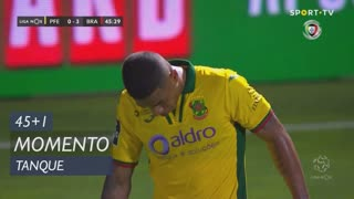 FC P.Ferreira, Jogada, Tanque aos 45'+1'