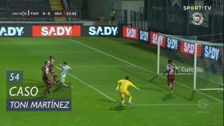 FC Famalicão, Caso, Toni Martínez aos 54'