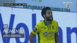 FC P.Ferreira, Jogada, João Amaral aos 58'