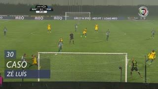 FC Porto, Caso, Zé Luís aos 30'