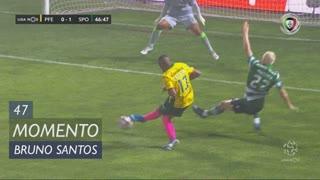 FC P.Ferreira, Jogada, Bruno Santos aos 47'