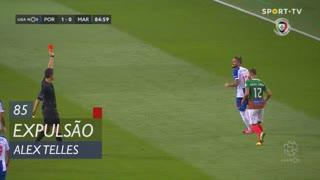 FC Porto, Expulsão, Alex Telles aos 85'