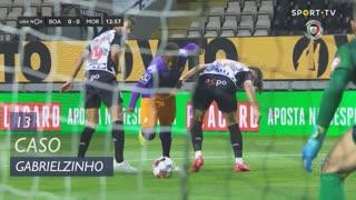Moreirense FC, Caso, Gabrielzinho aos 13'