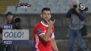 GOLO! SL Benfica, Pizzi aos 90'+2', Belenenses 0-2 SL Benfica