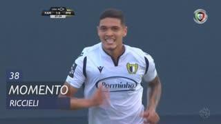 FC Famalicão, Jogada, Riccieli aos 38'