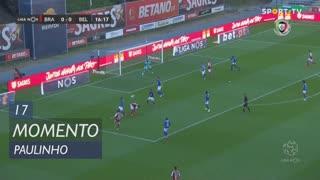 SC Braga, Jogada, Paulinho aos 17'