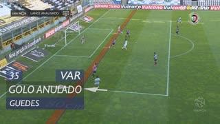 Vitória FC, Golo Anulado, Guedes aos 35'