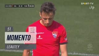 Gil Vicente FC, Jogada, Leautey aos 51'