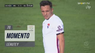 Gil Vicente FC, Jogada, Leautey aos 78'