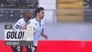 GOLO! Vitória SC, Rochinha aos 40', Vitória SC 1-2 Gil Vicente FC