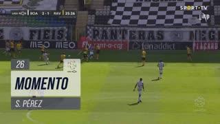 Boavista FC, Jogada, S. Pérez aos 26'