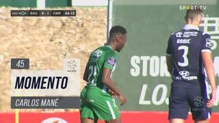 Rio Ave FC, Jogada, Carlos Mané aos 45'