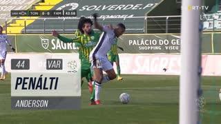 FC Famalicão, Penálti, Anderson aos 44'