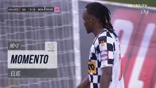 Boavista FC, Jogada, Elis aos 90'+2'