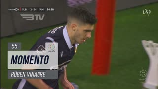 FC Famalicão, Jogada, Rúben Vinagre aos 55'