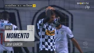 Boavista FC, Jogada, Javi García aos 90'+3'