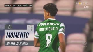 Sporting CP, Jogada, Matheus Nunes aos 12'