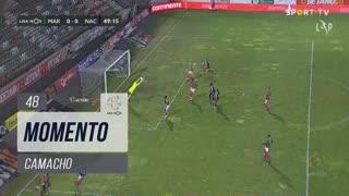 CD Nacional, Jogada, Camacho aos 48'