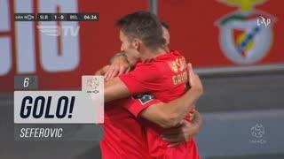 GOLO! SL Benfica, Seferovic aos 6', SL Benfica 1-0 Belenenses SAD