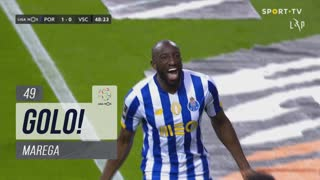 GOLO! FC Porto, Marega aos 49', FC Porto 1-0 Vitória SC