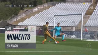 Boavista FC, Jogada, Cannon aos 58'