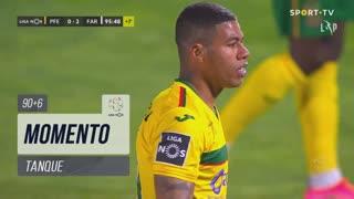 FC P.Ferreira, Jogada, Tanque aos 90'+6'