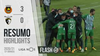 Liga NOS (13ªJ): Resumo Flash Rio Ave FC 3-0 Portimonense