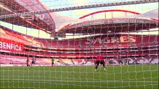SL Benfica x Moreirense FC: Confere aqui a constituição das equipas!