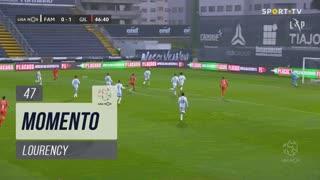 Gil Vicente FC, Jogada, Lourency aos 47'