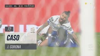 FC Porto, Caso, J. Corona aos 72'