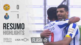 Liga NOS (27ªJ): Resumo Flash CD Nacional 0-1 FC Porto