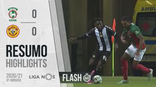 I Liga (6ªJ): Resumo Flash Marítimo M. 0-0 CD Nacional