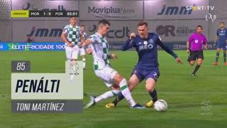 FC Porto, Penálti, Toni Martínez aos 85'
