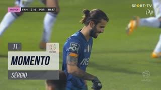 FC Porto, Jogada, Sérgio aos 11'