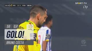 GOLO! FC P.Ferreira, Bruno Costa aos 59', FC P.Ferreira 3-1 FC Porto