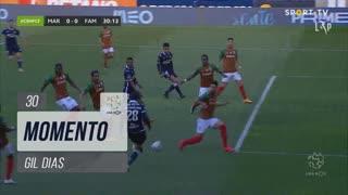 FC Famalicão, Jogada, Gil Dias aos 30'
