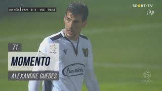 FC Famalicão, Jogada, Alexandre Guedes aos 71'