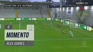 Moreirense FC, Jogada, Alex Soares aos 6'