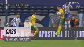 FC P.Ferreira, Caso, Fernando Fonseca aos 46'