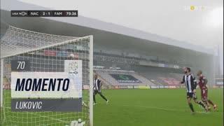 FC Famalicão, Jogada, Lukovic aos 70'