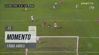 Moreirense FC, Jogada, Fábio Abreu aos 71'