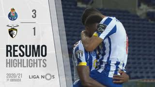 I Liga (7ªJ): Resumo FC Porto 3-1 Portimonense