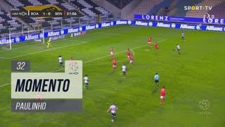 Boavista FC, Jogada, Paulinho aos 32'