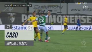 Sporting CP, Caso, Gonçalo Inácio aos 75'